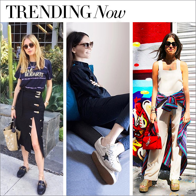 trending now...label love