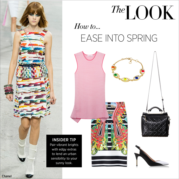 how to... ease into spring