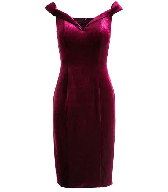 Jovani red dress