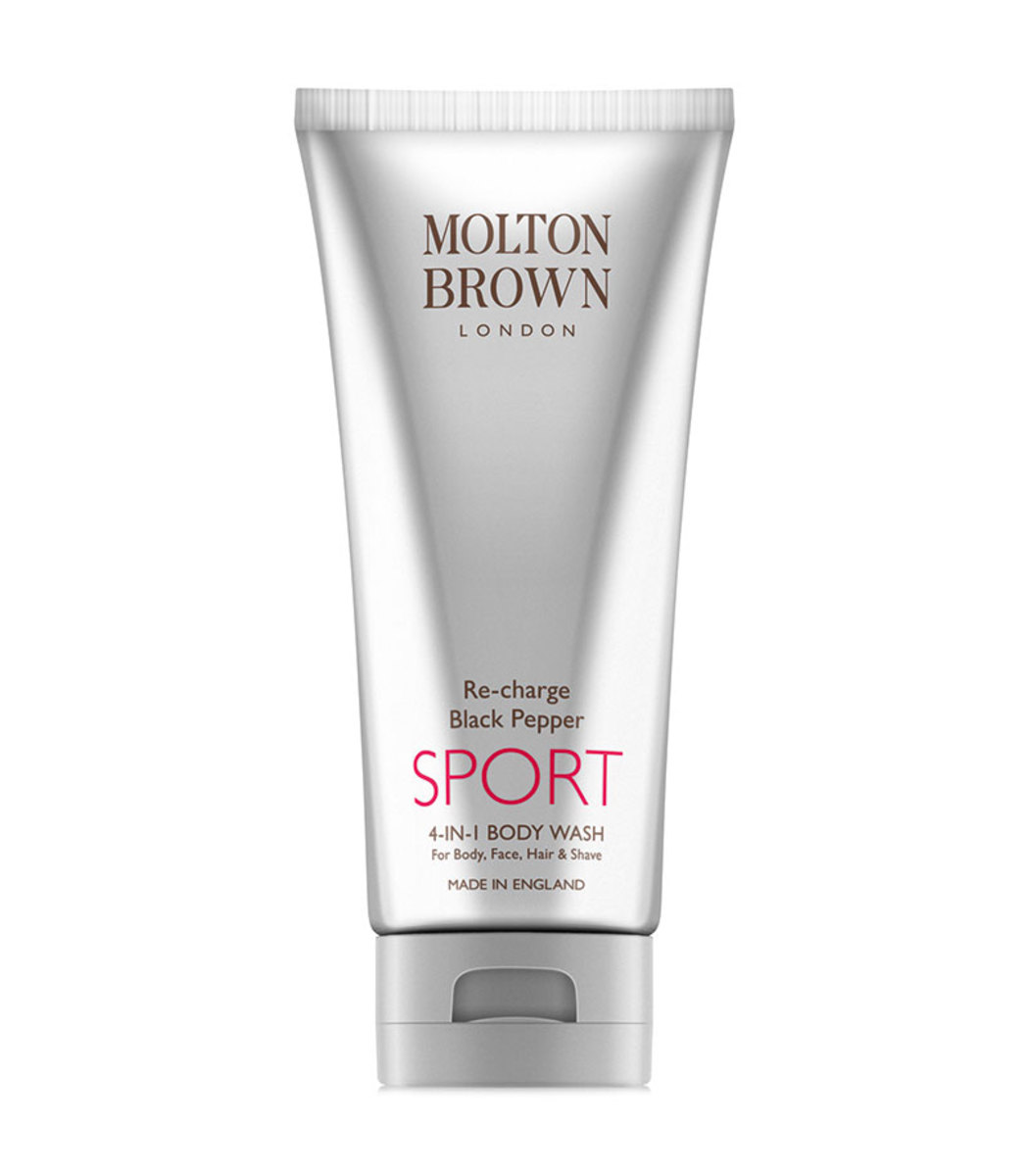 Re-charge Black Pepper Sport 4-in-1 Body Wash