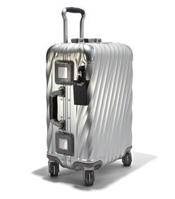'19 degree' aluminum luggage