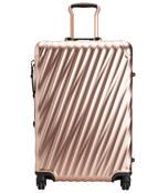 rose gold '19 degree' aluminum packing case
