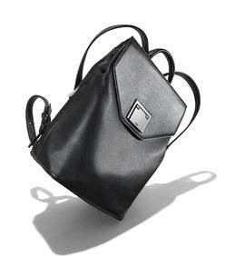 black 'olive' backpack