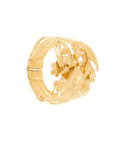 gold aurelie cuff bracelet