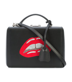 black grace small met lips bag
