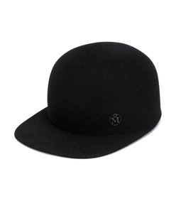 black shariff felt hat