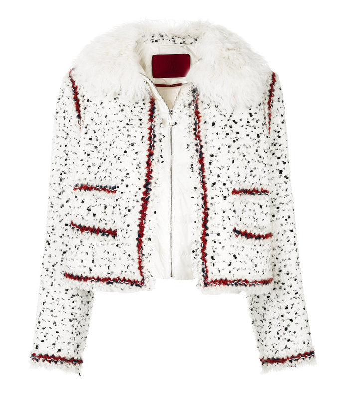 white nynke jacket