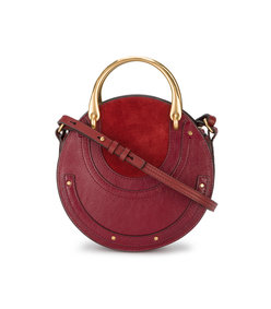 red small pixie bag