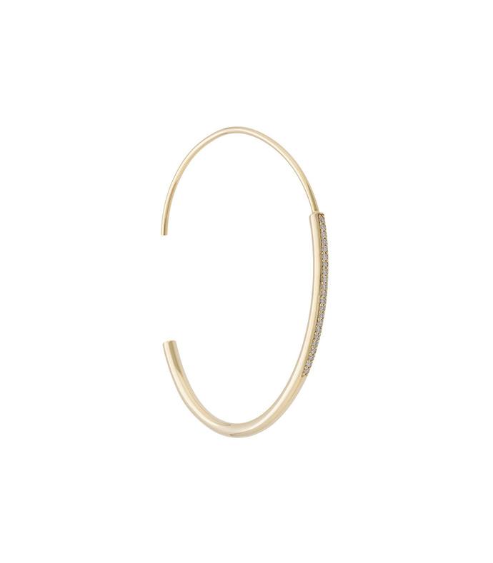gold aligned cuff