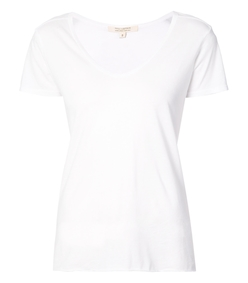 white chloe t-shirt