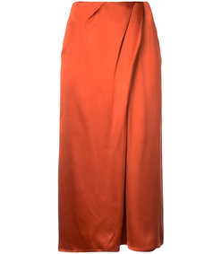 mae silk skirt