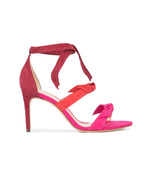 pink multicolor lolita sandal