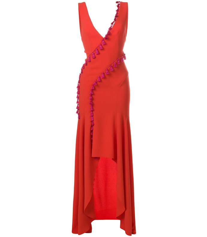 Cuzco Tassel Dress 1280169265212864370