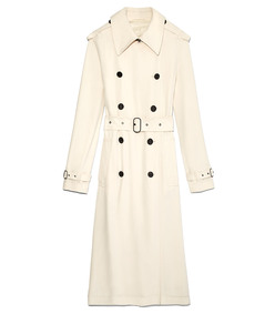 ivory 'lucie' coat