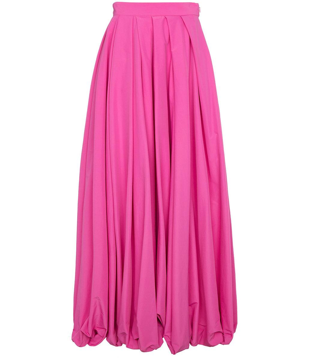 Pink Ice Bag Skirt