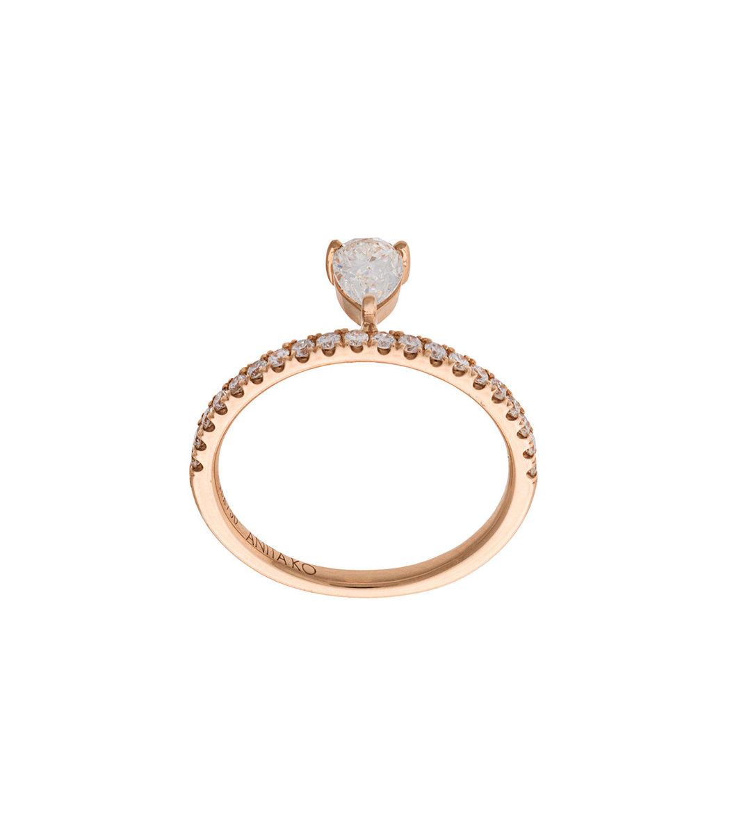 Anita Ko Gold Duchess Eternity Ring