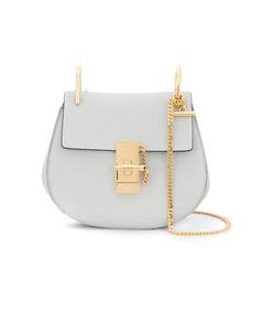 grey drew shoulder bag