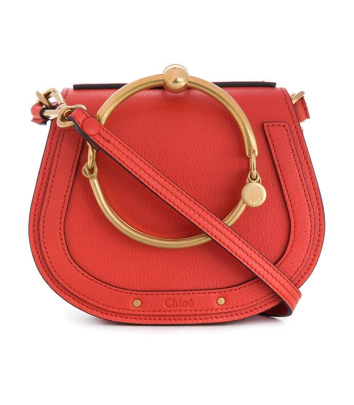 orange nile bracelet bag