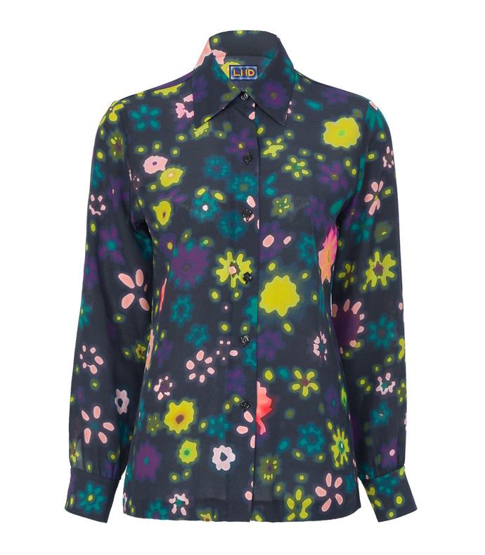 multicolor the star island shirt