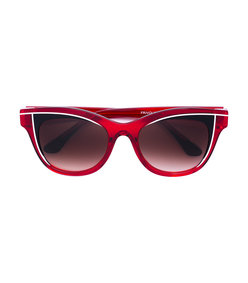 frivolty square frame sunglasses
