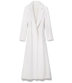 white long coat