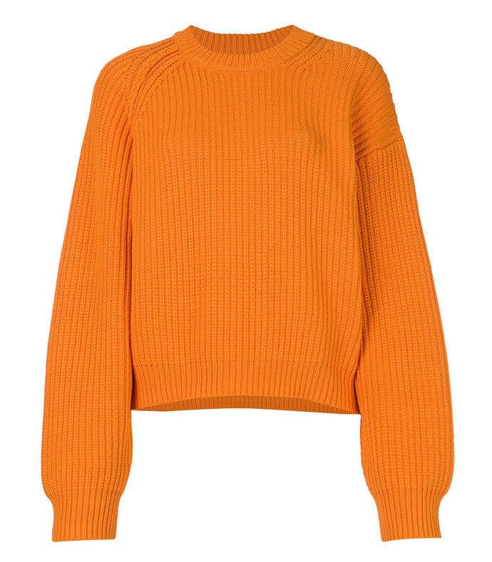 penina chunky-knit sweater
