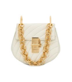 white drew mini shoulder bag