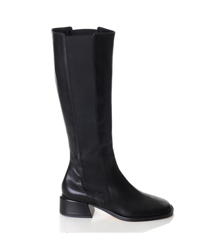 black 'amelia' boot