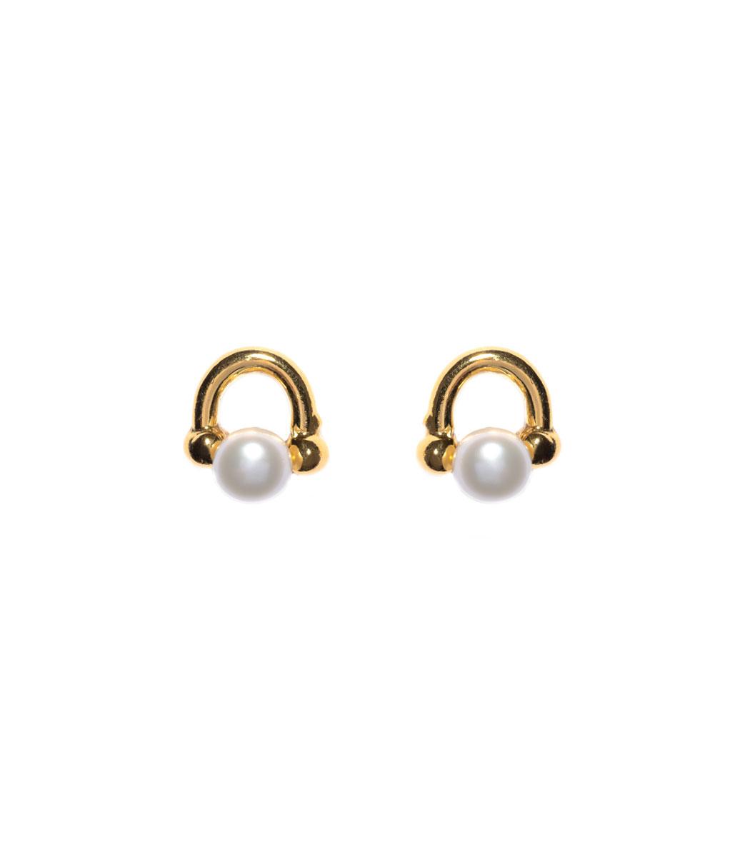 'conch' earrings