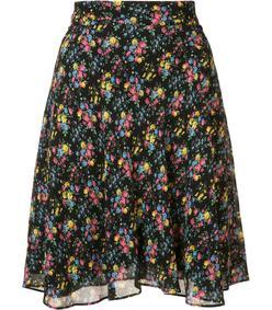 prairie floral print skirt