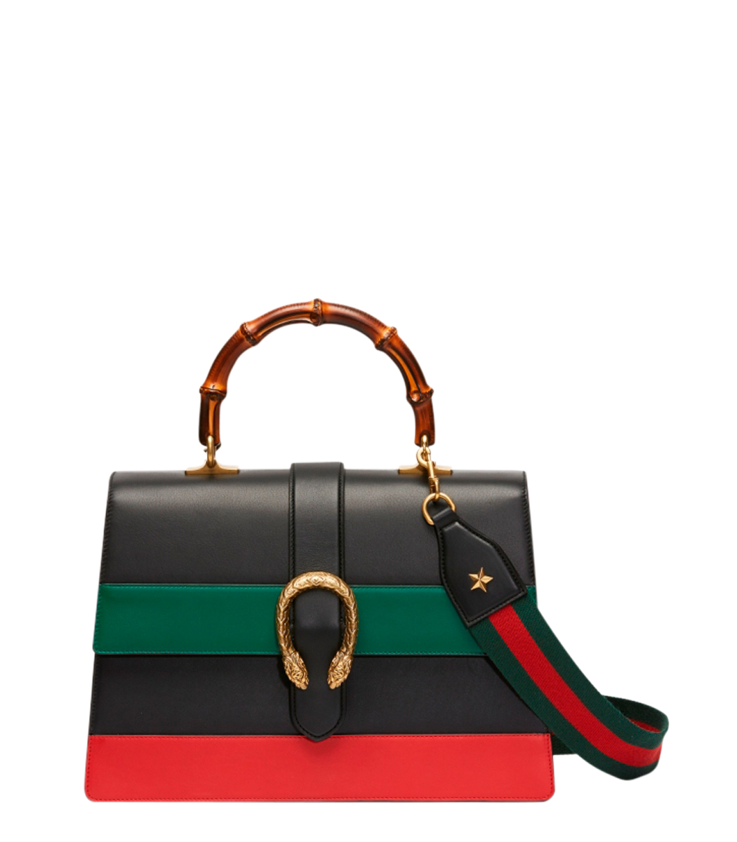 ShopBazaar Gucci Dionysys Bamboo Handle Shoulder Bag MAIN