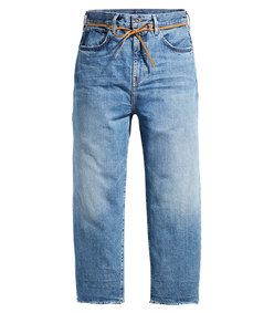 barrel jean