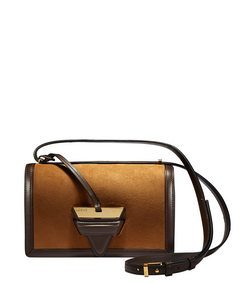 ShopBazaar Loewe Barcelona Shoulder Bag MAIN