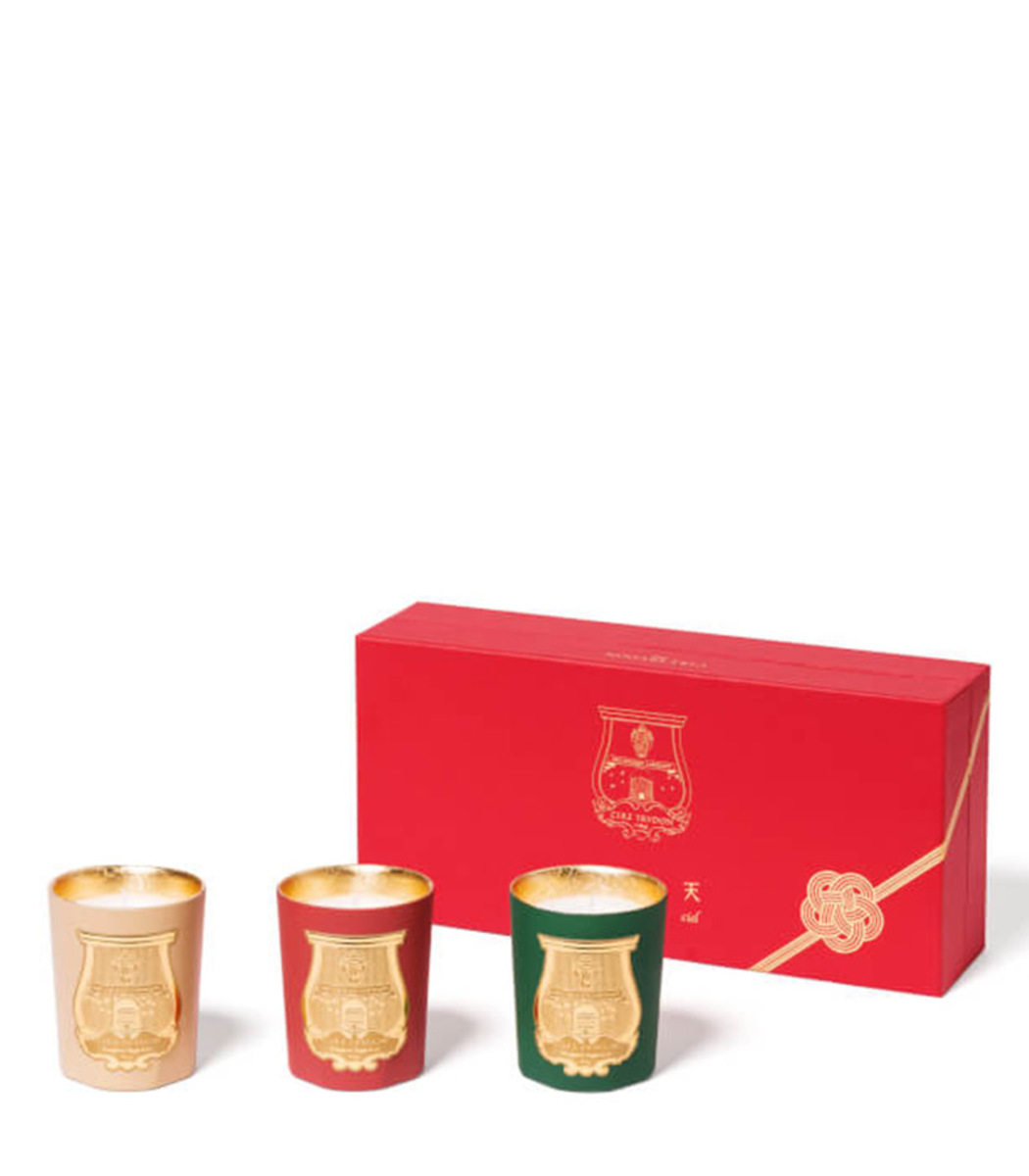 3 Travel Candles
