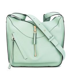 green 'hammock' small bag