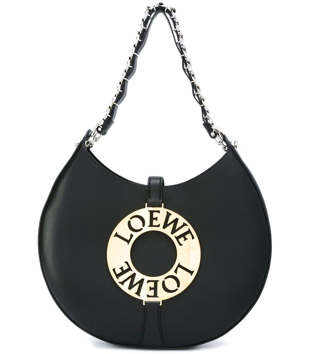 medium black 'joyce' bag