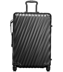 matte black '19 degree' aluminum packing case