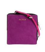 purple pablo square shoulder bag