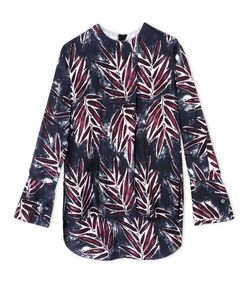 ShopBazaar Marni Printed blouse  MAIN