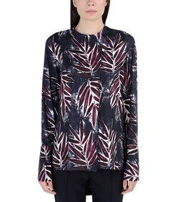 ShopBazaar Marni Printed blouse  FRONT