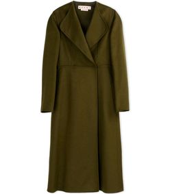 ShopBazaar Marni Wool & Cashmere Coat MAIN