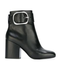 black 'kenze' ankle boots
