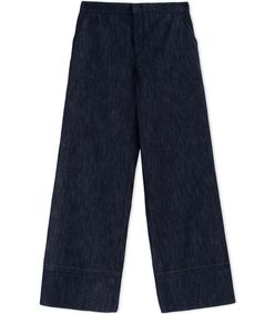 ShopBazaar Marni High-Waisted Wide-Leg Jeans MAIN