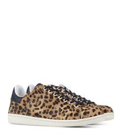 ShopBazaar Isabel Marant Étoile Leopard Low-Top Sneaker FRONT