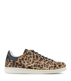 ShopBazaar Isabel Marant Étoile Leopard Low-Top Sneaker MAIN