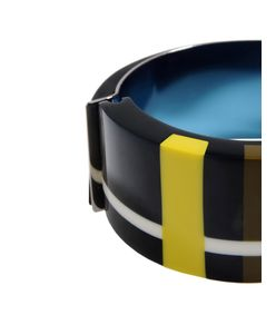 ShopBazaar Marni Resin & Leather Bracelet FRONT