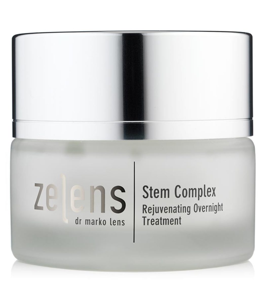 ZELENS Stem Complex Rejuvenating Overnight Treatment