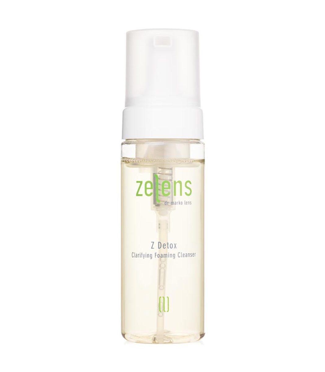 ZELENS Z-Detox Clarifying Foaming Cleanser