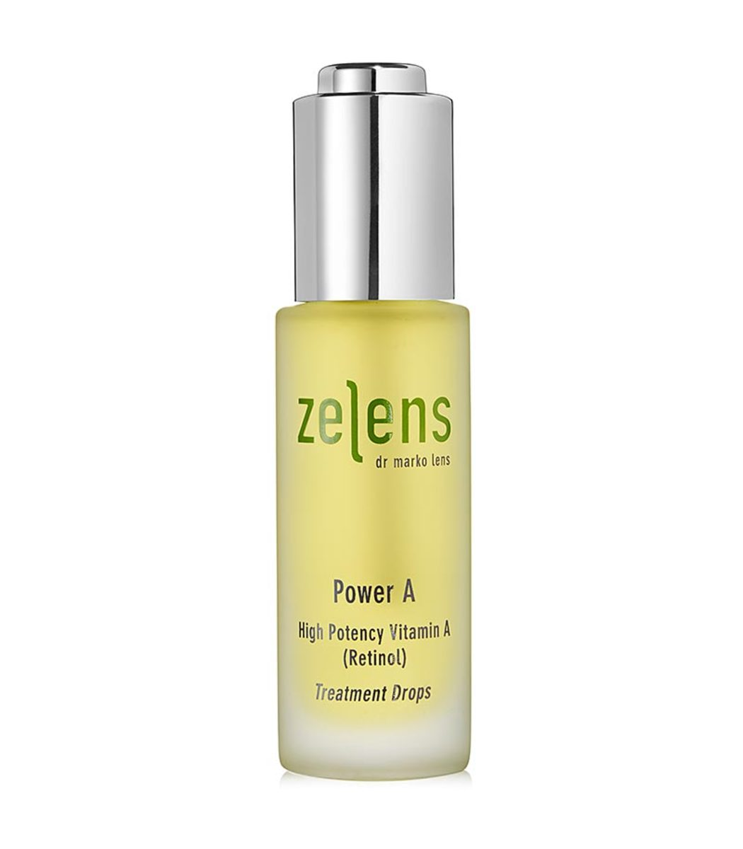 ZELENS Power A High Potency Vitamin A Treatment Drops