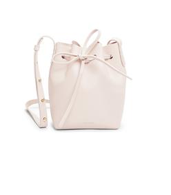 pink mini bucket bag